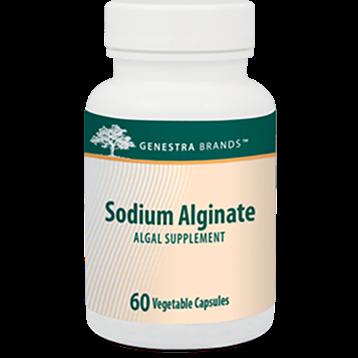 Genestra Sodium Alginate 400 mg 60 vcaps SE593
