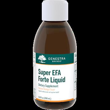 Genestra Super EFA Forte Liquid Orange 6.8 fl oz G10391