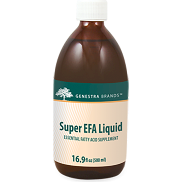 Genestra Super EFA Liquid Orange 16.9 oz SE5035