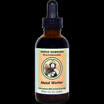 Gentle Warriors by Kan Metal Worker 1 oz MWR1