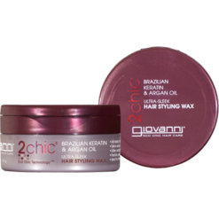 Giovanni Cosmetics 2chic® Ultra Sleek Hair Wax 2 oz G18442