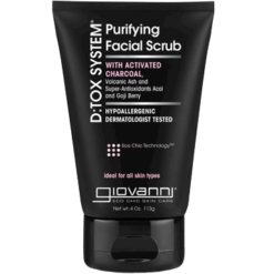 Giovanni Cosmetics Purifying Facial Scrub Step 2 4 oz G82807