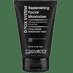 Giovanni Cosmetics Replenishing Facial Moisturizer Step 3 4 fl oz G82821