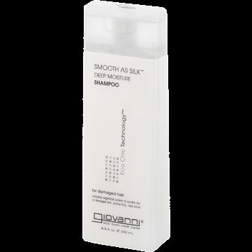 Giovanni Cosmetics Smooth as Silk Shampoo 8.5 fl oz G80537