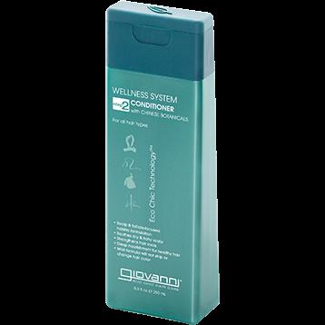 Giovanni Cosmetics Wellness Conditioner 8.5 fl oz G18288