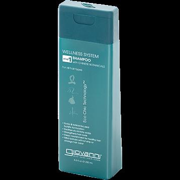 Giovanni Cosmetics Wellness Shampoo 8.5 oz G18287