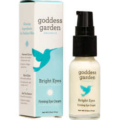 Goddess Garden Bright Eyes Firming Eye Cream 5 fl oz G20654