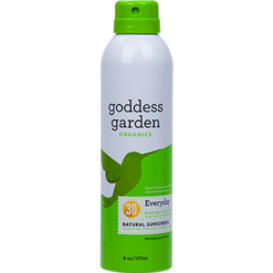 Goddess Garden Everyday Sunscreen Continuous Spray 6 oz G01604