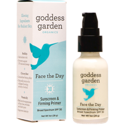 Goddess Garden Face The Day Sunscreen Primer 1 fl oz G20515