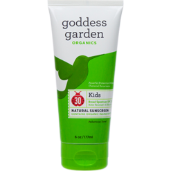 Goddess Garden Kids Natural Sunscreen Tube 6 fl oz G01406