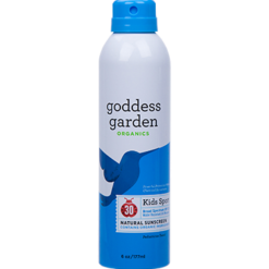 Goddess Garden Kids Sport Sunscreen Spray 6 fl oz G01666