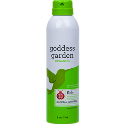 Goddess Garden Kids Sunscreen Continuous Spray 6 fl oz G01581