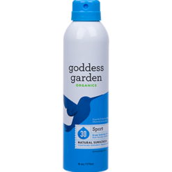 Goddess Garden Sport Sunscreen Continuous Spray 6 fl oz G01659