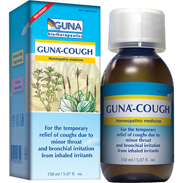 Guna Inc. GUNA Cough 150 ml COU19
