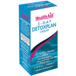 Health Aid America 2 Day Detox Plan 3.38 oz HA6031