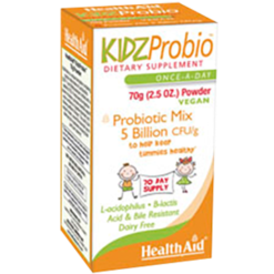 Health Aid America KidzProbio Once A Day 70 gms HA6129