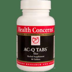 Health Concerns AC Q 90 tabs ACQ