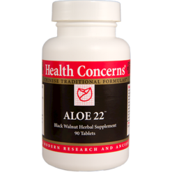 Health Concerns Aloe 22 90 tabs AQUI2