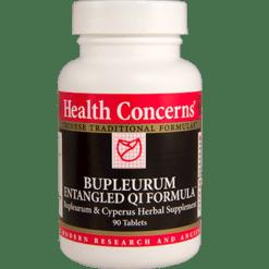 Health Concerns Bupleurum Entangled Qi 90 tabs BUPL6
