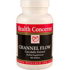 Health Concerns Channel Flow 180 tabs CHAN6