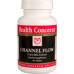 Health Concerns Channel Flow 60 tabs CHAN5