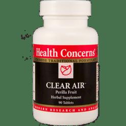 Health Concerns Clear Air 90 tabs CLE12