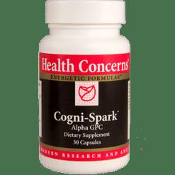 Health Concerns Cognispark 30 caps COG20