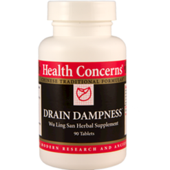Health Concerns Drain Dampness 90 tabs DRAI3
