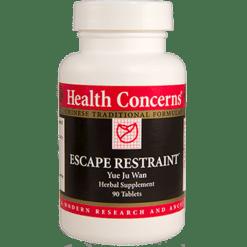 Health Concerns Escape Restraint 90 tabs ESCAP