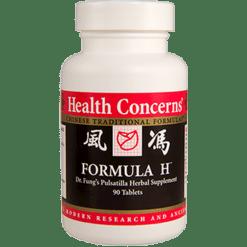 Health Concerns Formula H 90 tabs FOR25