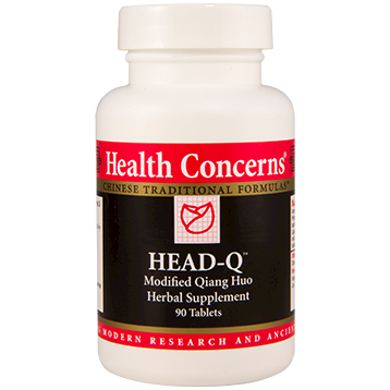 Health Concerns Head Q 90 tabs HEADQ