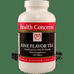 Health Concerns Nine Flavor Tea 270 tablets NINE2