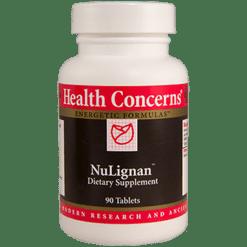 Health Concerns NuLignan 90 tabs NULGN9