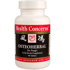 Health Concerns OsteoHerbal 90 tabs OST22