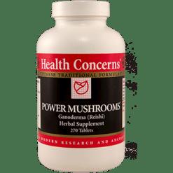 Health Concerns Power Mushrooms 270 tabs POWE2