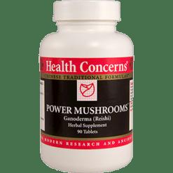 Health Concerns Power Mushrooms 90 tabs POWER
