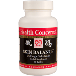 Health Concerns Skin Balance 90 tablets SKIN7