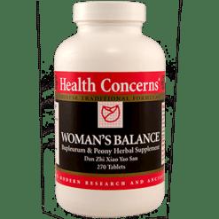 Health Concerns Womans Balance 270 tabs WOM22