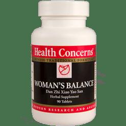 Health Concerns Womans Balance 90 tabs WOM19