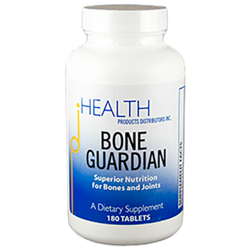 Health Products Distributors Bone Guardian 180 tablets BON22