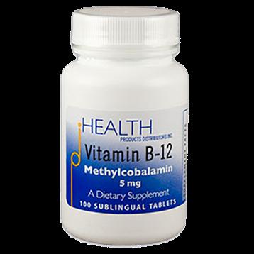 Health Products Distributors Methylcobalamin 5 mg 100 tablets METH4