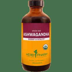 Herb Pharm Ashwagandha 8 oz ASH17