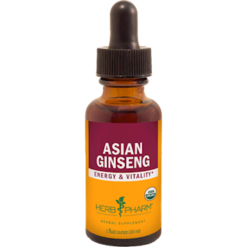 Herb Pharm Asian Ginseng 1 oz CHIN5