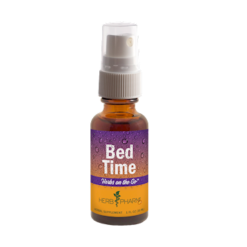 Herb Pharm Bed Time Spray Herbs On The Go 1 oz H32104