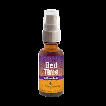 Herb Pharm Bed Time Spray Herbs On The Go 1 oz H32104