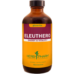 Herb Pharm Eleuthero Alcohol Free 8 fl oz ELE17
