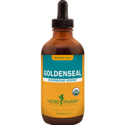 Herb Pharm Goldenseal Alcohol Free 4 oz GOL45