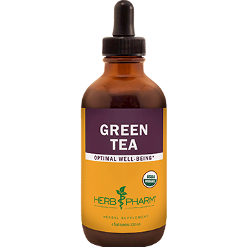 Herb Pharm Green Tea 4 oz GRE18