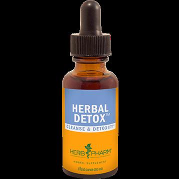 Herb Pharm Herbal Detox 1 fl oz RED26