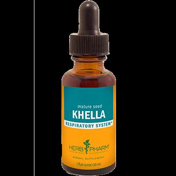 Herb Pharm Khella 1 oz KHEL5